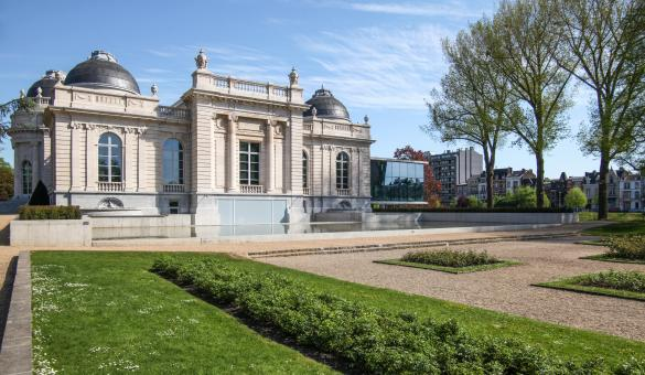 Discover the Parc de la Boverri in Liège