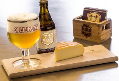 Bière - fromage - Chimay - Espace Chimay